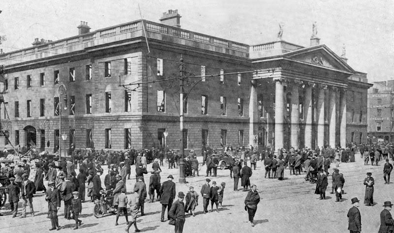 GOP Dublin Easter rising