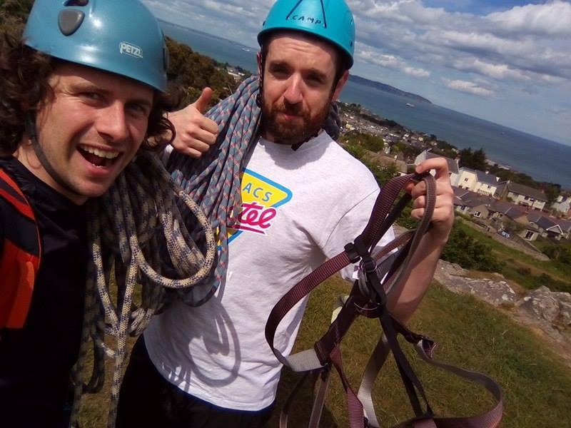 Isaacs Hostel – Dublin - rock climbing in Dublin