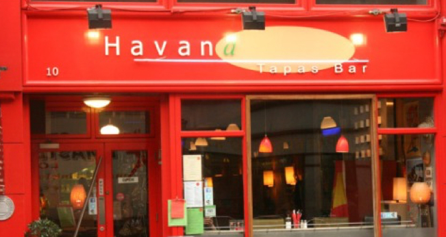 Havana Tapas Bar South Great Georges Street