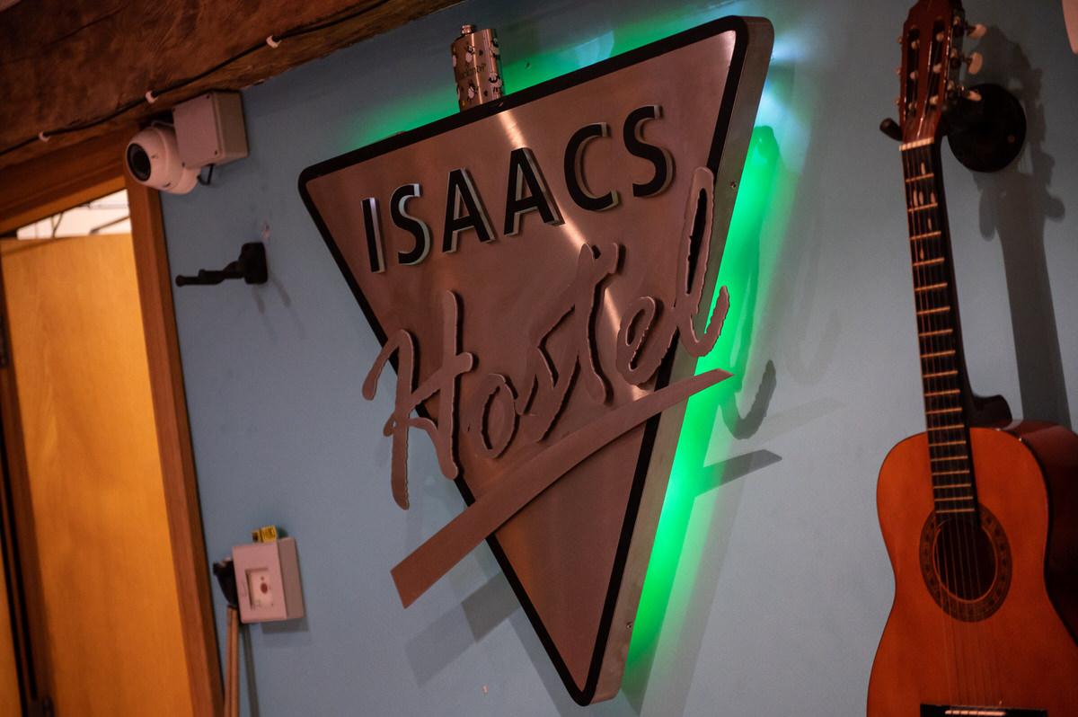 Isaacs Hostel – Dublin