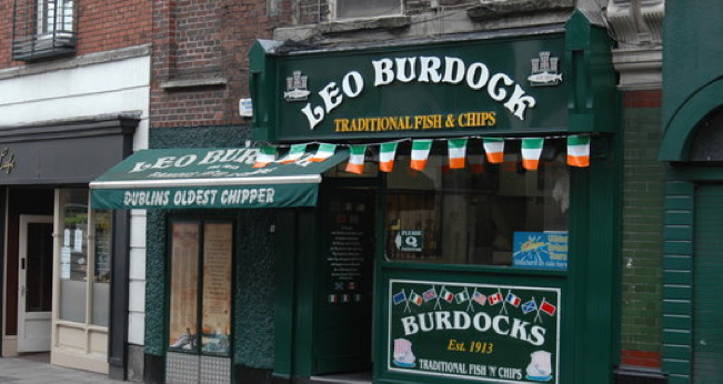 Leo Burdocks Werburgh Street