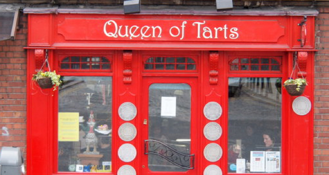 Queen of Tarts Dame St