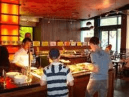 Budget places to eat Dublin