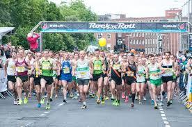 rock n roll marathon Dublin near isaacs hostel